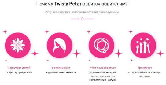 Twisty Petz купить в Брянске